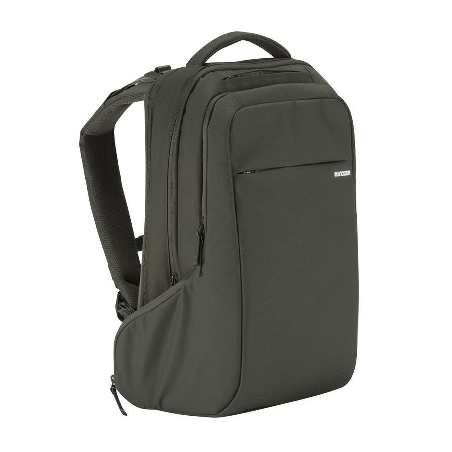 """Black #CL55532 Incase ICON Nylon Backpack for 15/"""" MacBook Pro and iPad"""