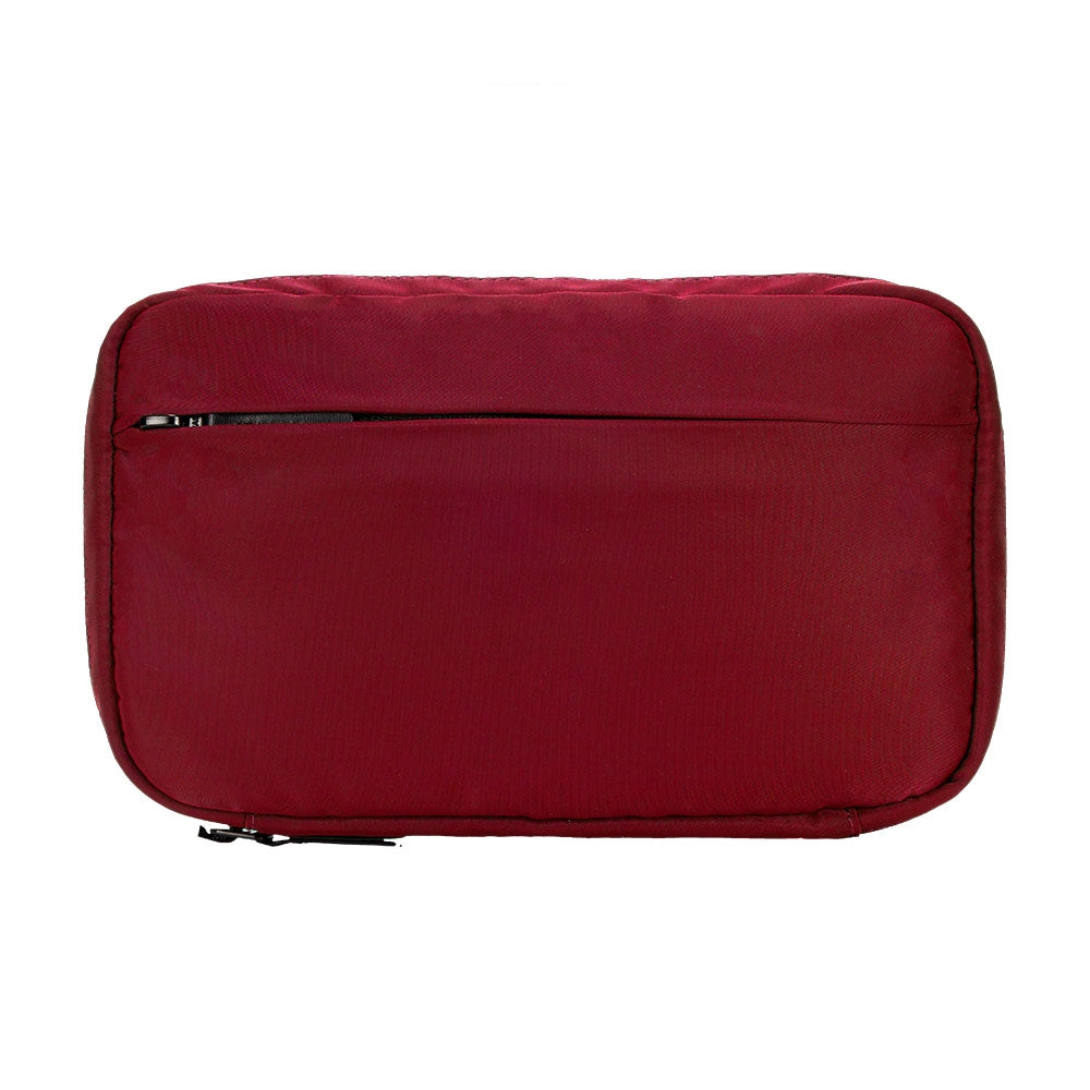 Incase Nylon Accessory Organizer - Mulberry