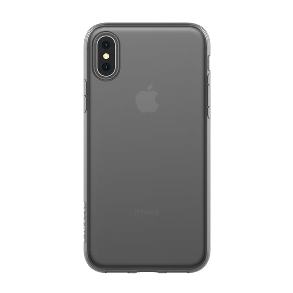 Protective Clear Cover for iPhone X and Xs - Clear