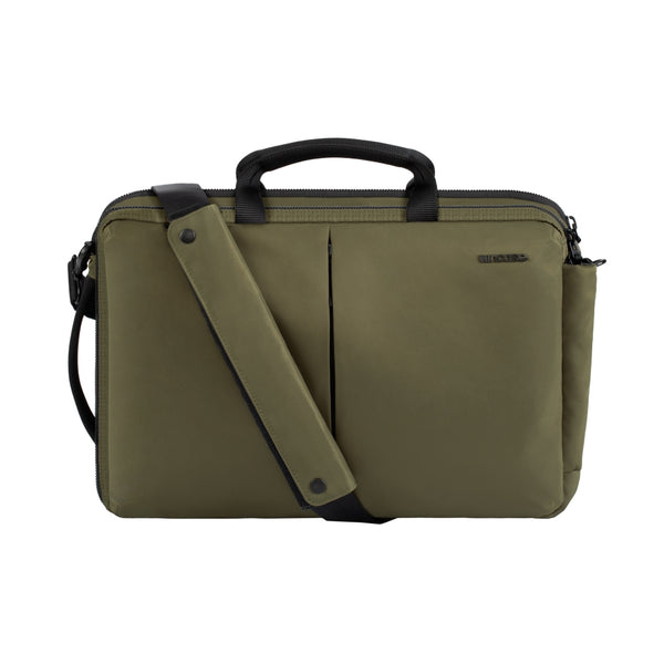 Kanso Convertible Brief - Olive