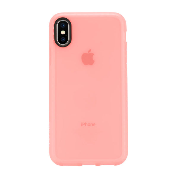Incase Protective Lattice Cover for iPhone X - Coral