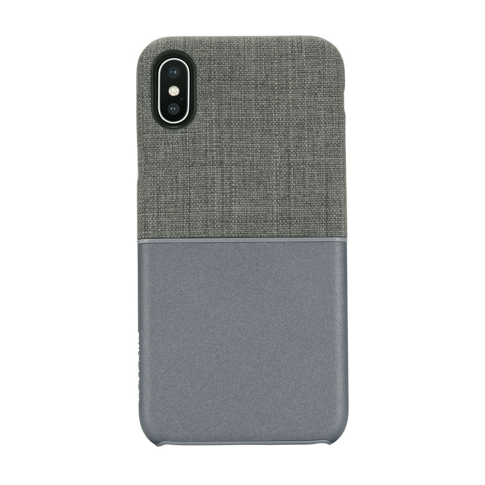 Incase Textured Snap Case for iPhone X - Slate
