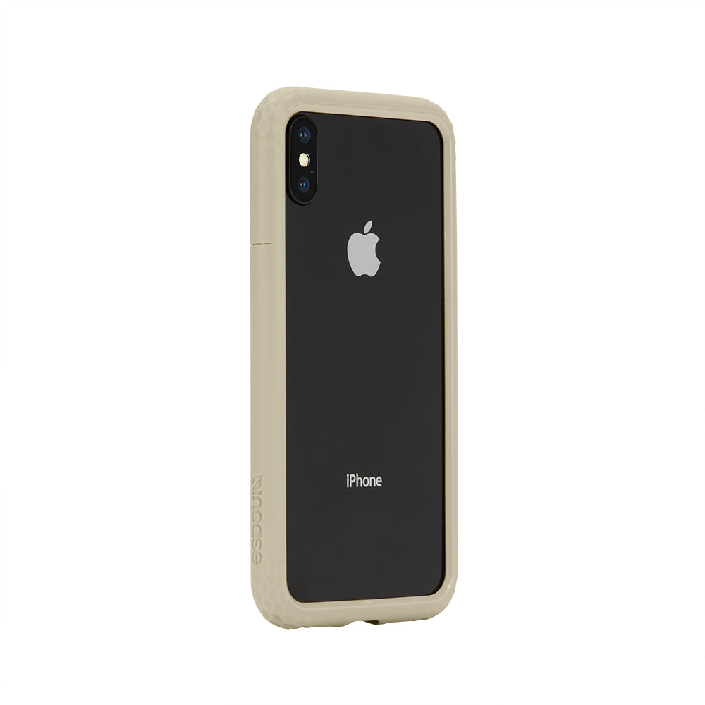 Incase Frame Case for iPhone X - Gold