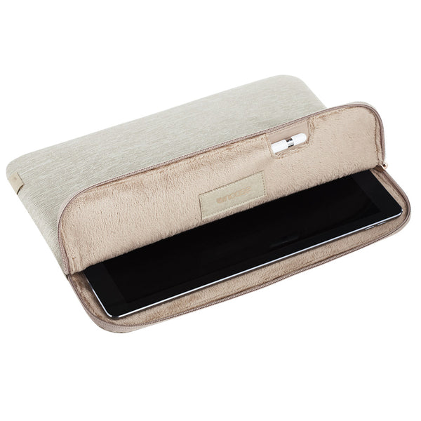 Incase Slim Sleeve for iPad Pro 12.9-inch with Pencil Slot - Heather Khaki