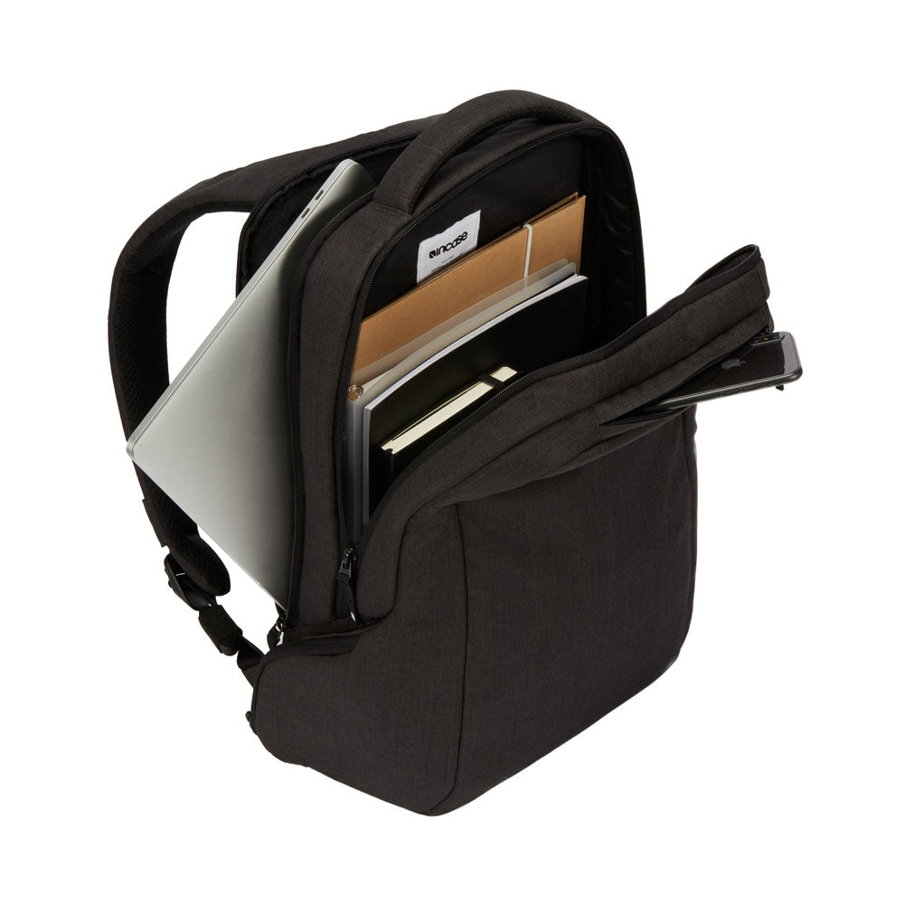 Incase ICON Slim Backpack With Woolenex - Graphite