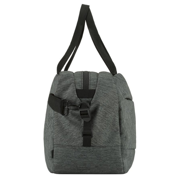 City Duffel - Heather Black