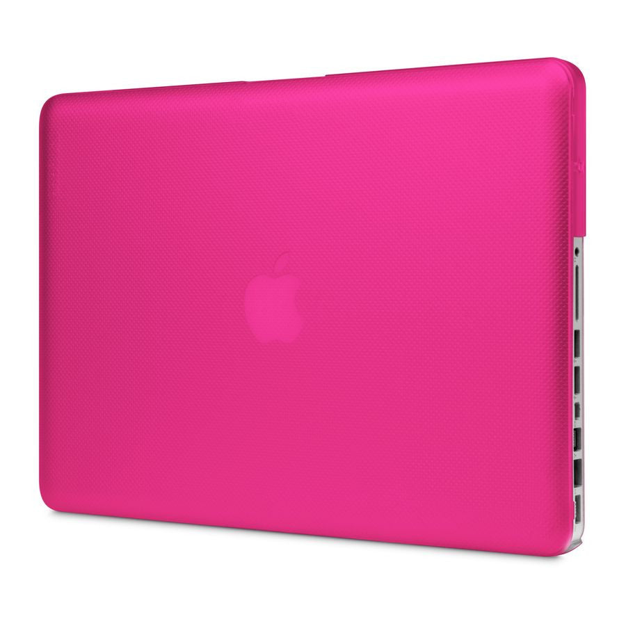 "13"" Macbook Pro Textured Hardshell Case - Pink"