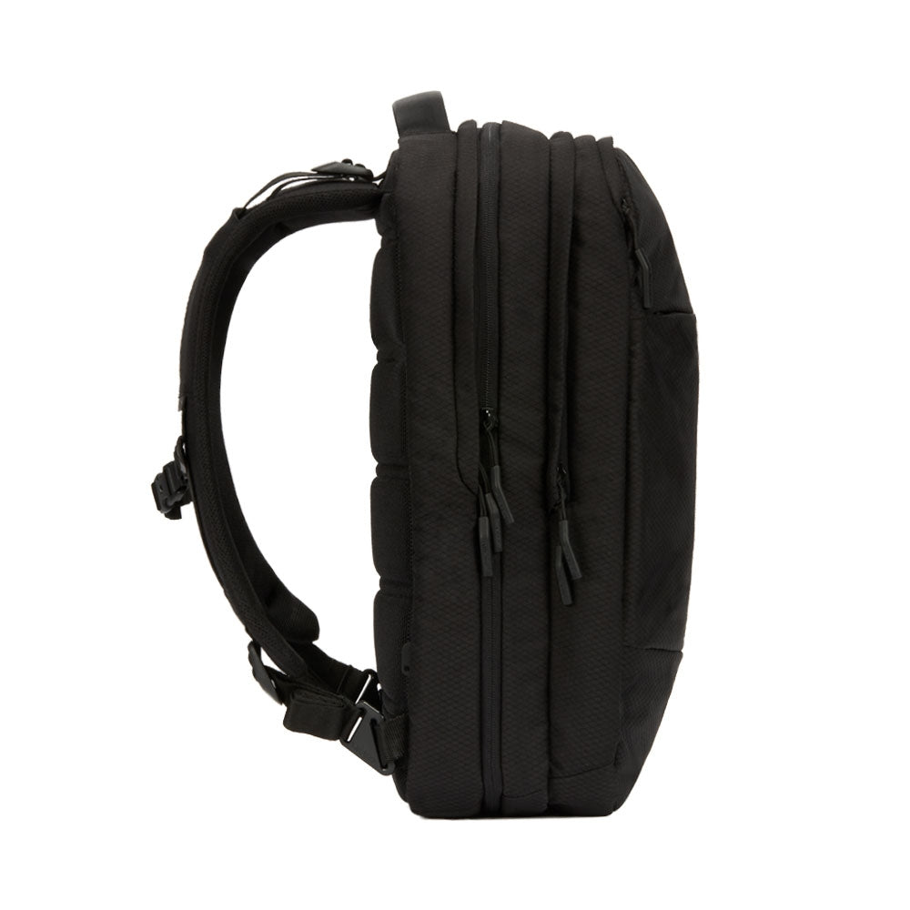 Incase City Commuter Backpack - Black Diamond Ripstop
