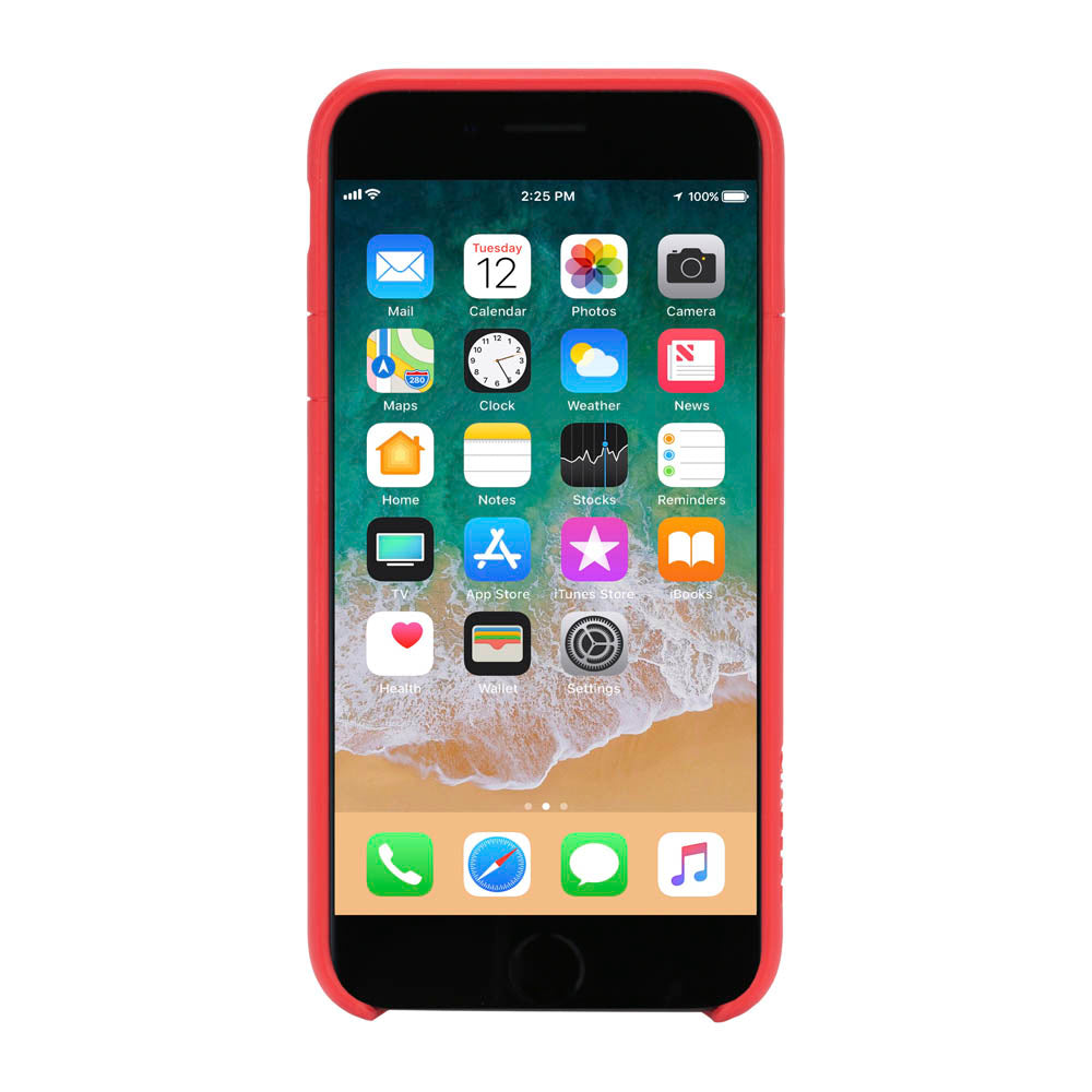 Incase Lite Case for iPhone 8 & iPhone 7 - Red