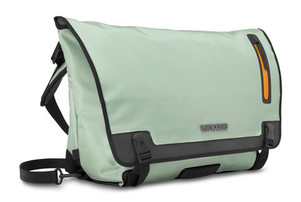 Premium Messenger Bag - Grayed Jade