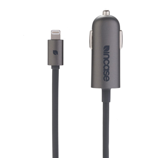 Incase Mini Car Charger with Integrated Lightning connector