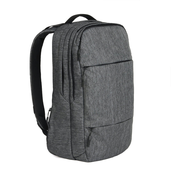 Incase City Backpack - Heather Black Gunmetal