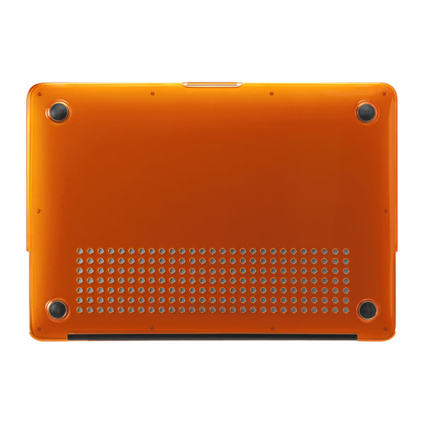 Incase Hardshell Case for MBPro 13 inch Aluminum - Red Orange Gloss