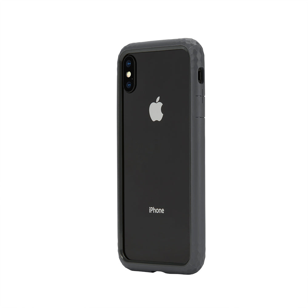 Incase Frame Case for iPhone X - Gunmetal