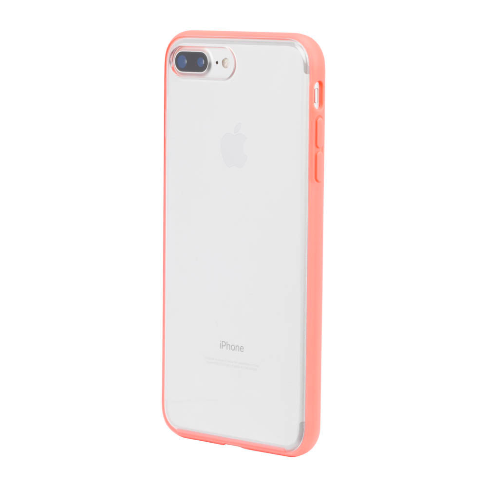 Incase Pop Case (Clear) for iPhone 8 Plus & iPhone 7 Plus - Coral