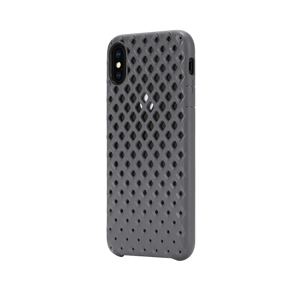 Incase Lite Case for iPhone X - Gunmetal