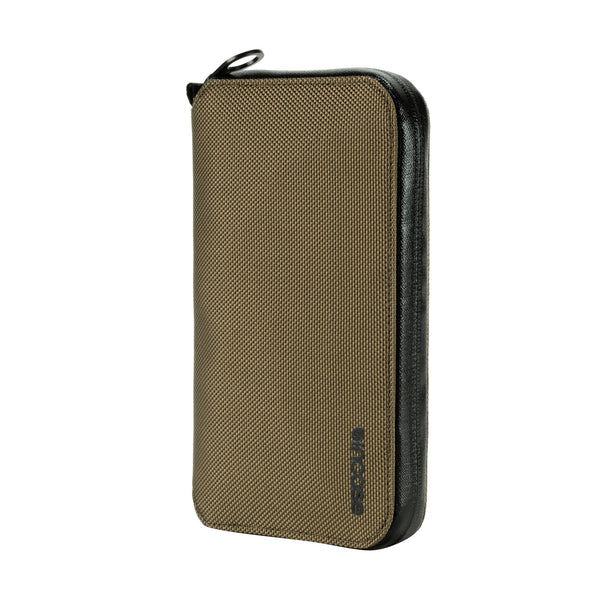 Incase Travel Passport Wallet - Bronze