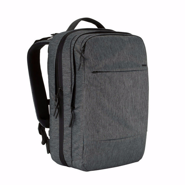 City Commuter Backpack - Heather Black