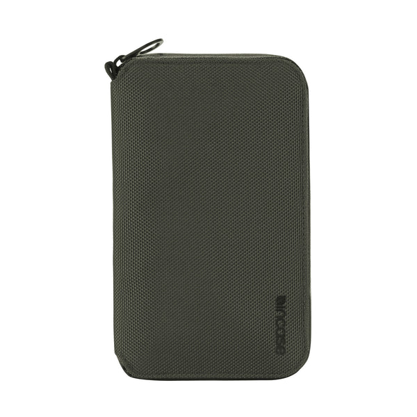 Incase Travel Passport Wallet - Anthracite