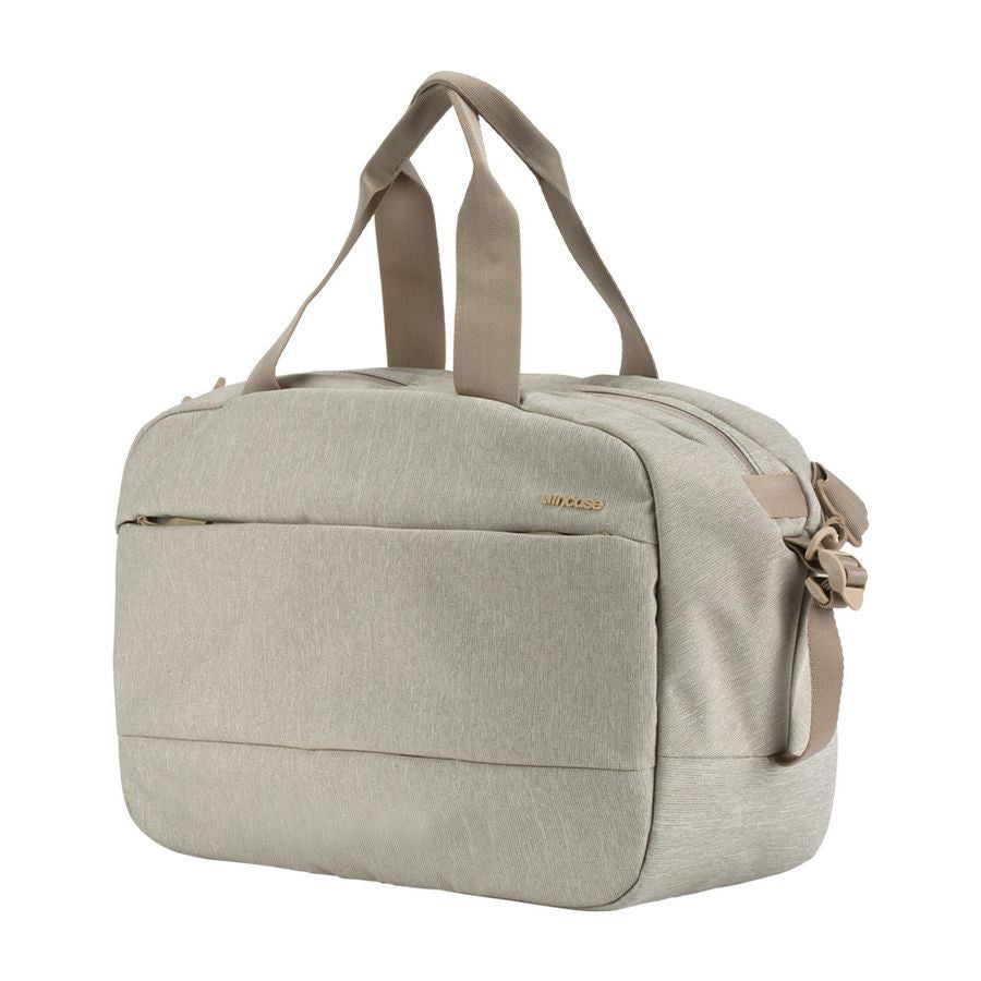 City Duffel - Heather Khaki