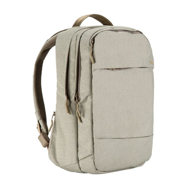Incase City Backpack - Heather Khaki