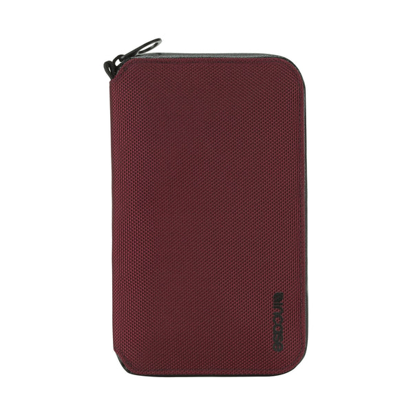 Incase Travel Passport Wallet - Deep Red