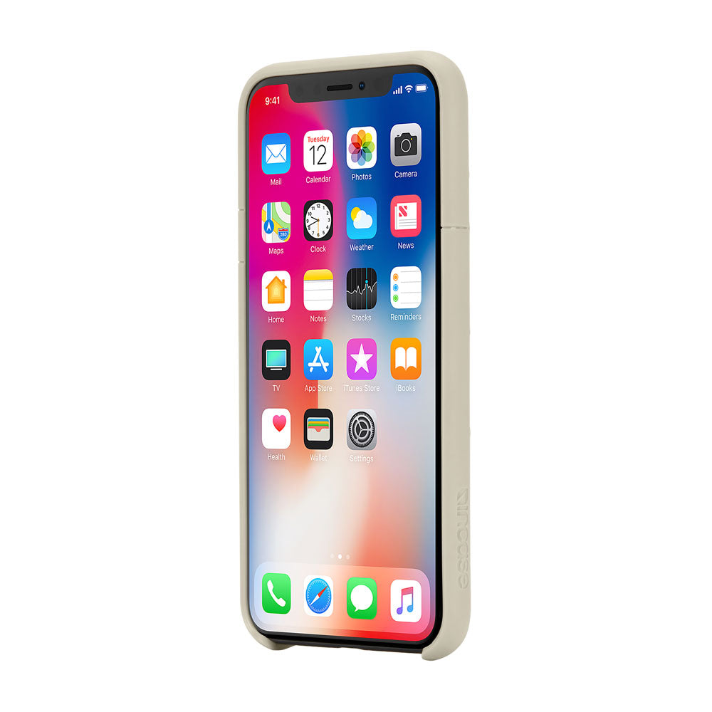 Incase Lite Case for iPhone X - Gold