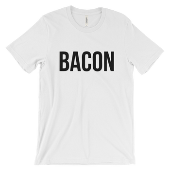 MINIMALIST BACON TEE COTTONDISH