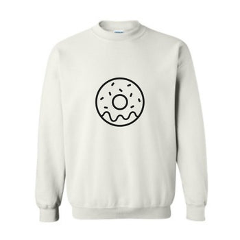 MINIMALIST DONUT SWEATER COTTONDISH