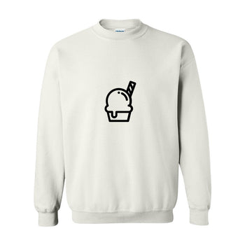 MINIMALIST ICE CREAM SWEATER COTTONDISH