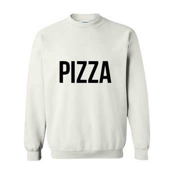 MINIMALIST PIZZA SWEATER COTTONDISH