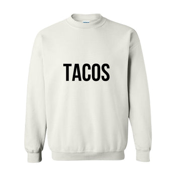 MINIMALIST TACOS SWEATER COTTONDISH