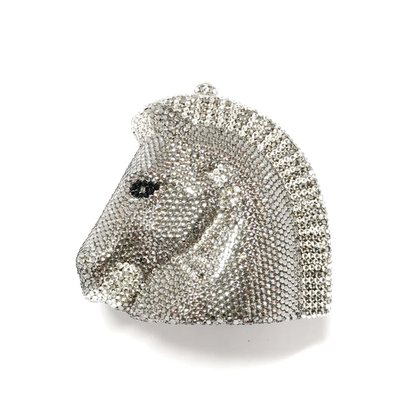 Novelty Clutches - Cavallo (Gunmetal)