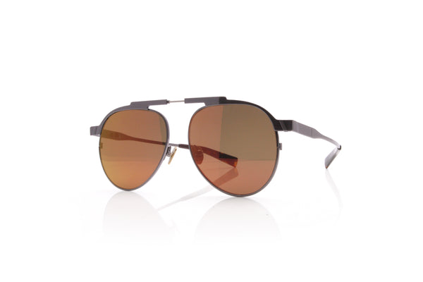 HS004 MS 2P Sunglasses in Silver
