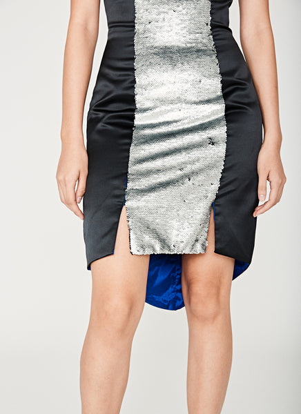 Tube Sequin Dress