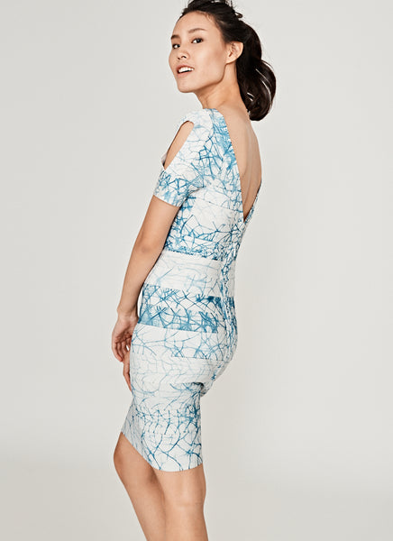 Blue Ardell Dress