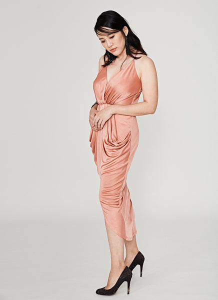 Destiny Dress (Copper)