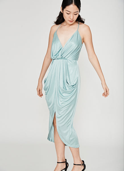 Destiny Dress (Seafoam)