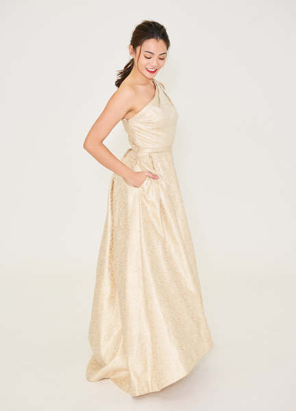 Luxe Glamour Gown