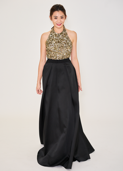 Oscar Ball Gown
