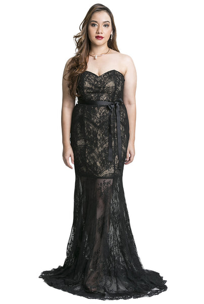 Spell Bound Lace Dress