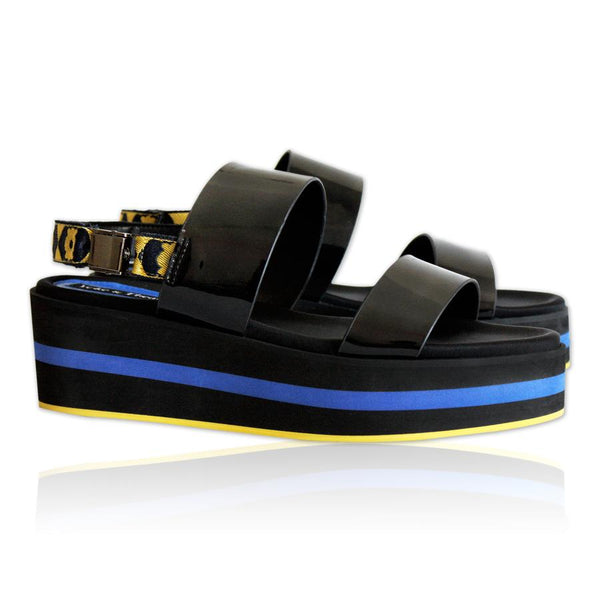 Hayley Flatform (Black)