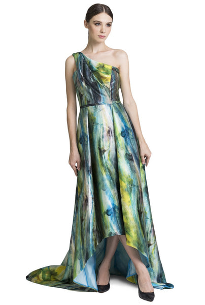 Watercolour Gown