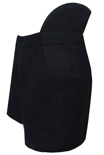 Collar Short in Black