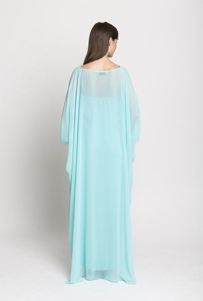 Kaftan in Mint