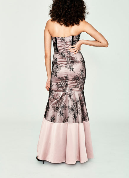 Pink Provocateur Gown