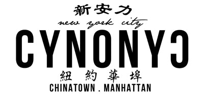 CYNONYC Chinatown Clothing Company