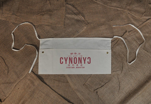CANVAS WAIST APRON