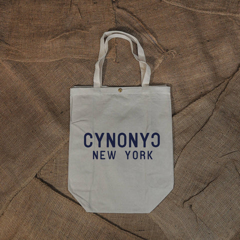 NATURAL CANVAS TOTE