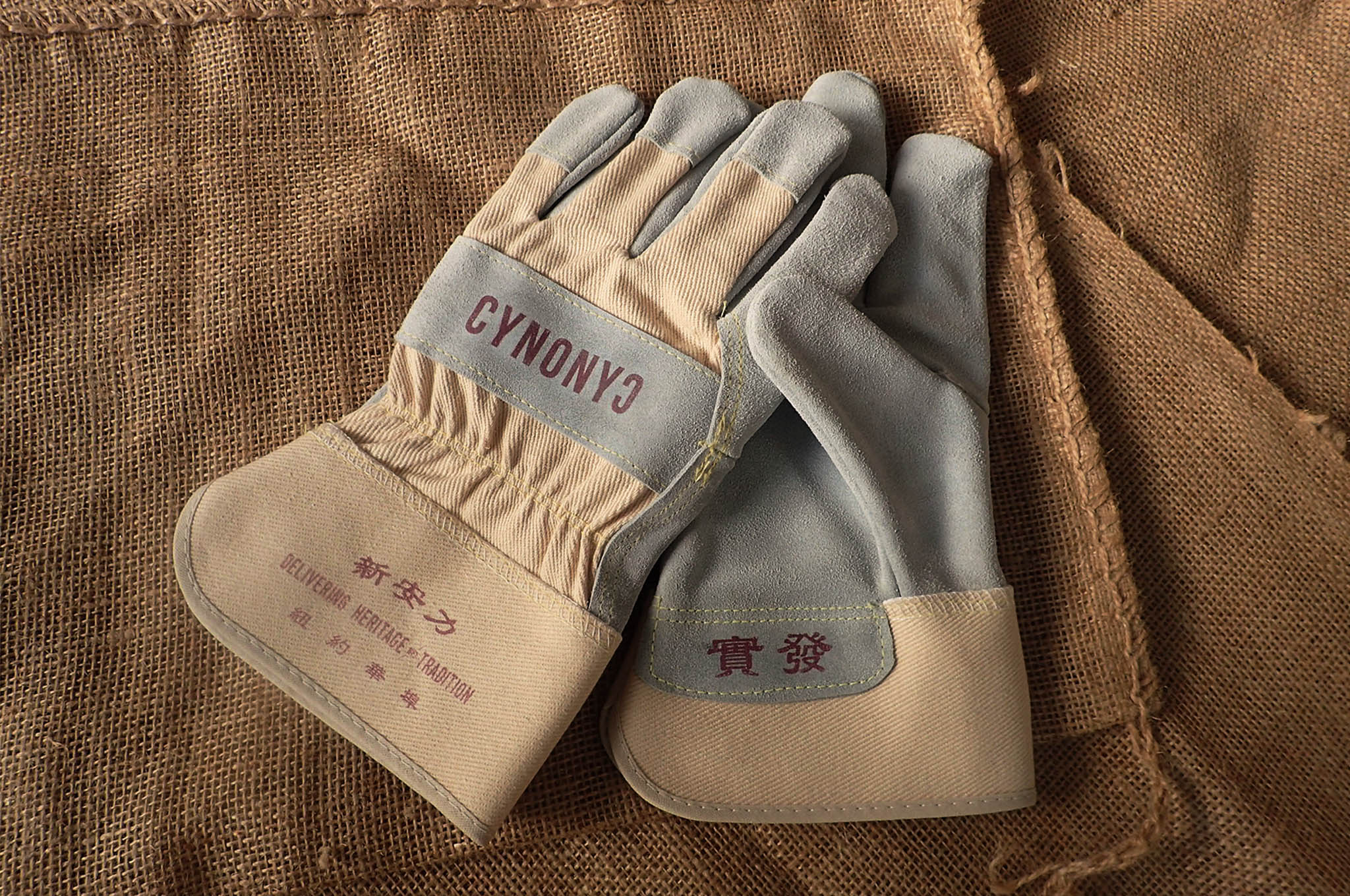 CHINESE NEW YEAR 2018 CYNONYC WORK GLOVE